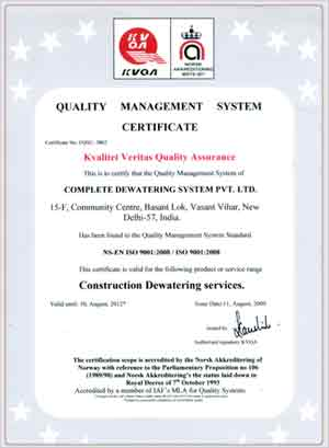 Complete Dewatering Systems Pvt. Ltd,